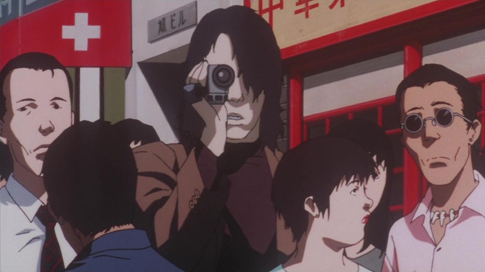 Satoshi Kon Retrospective Perfect Blue Metrograph