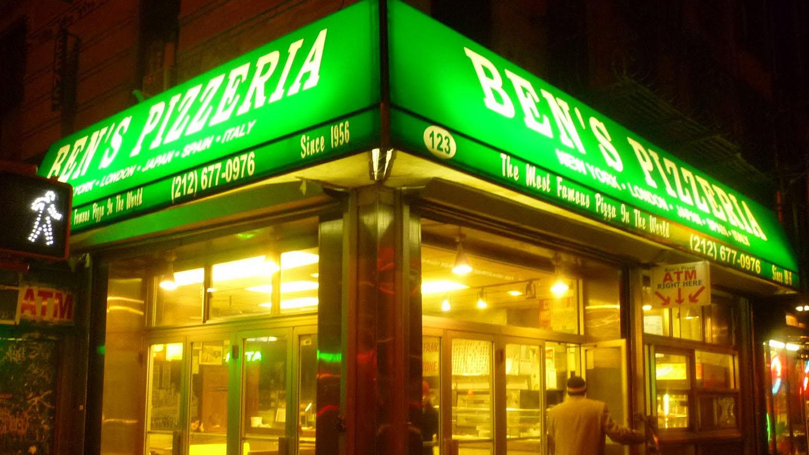 Ben's Pizzeria