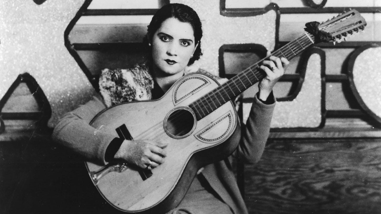 Lydia Mendoza from Chulas Fronteras